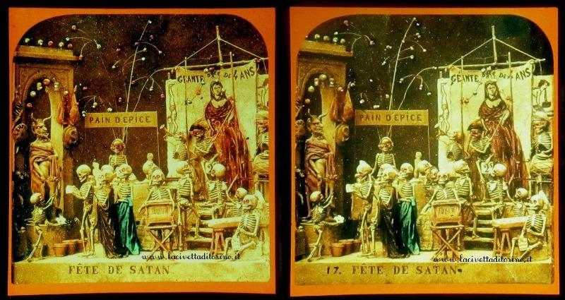 """Diabléries ou Voyage dans l'Autre Monde: """"Fête du Satan"""""""