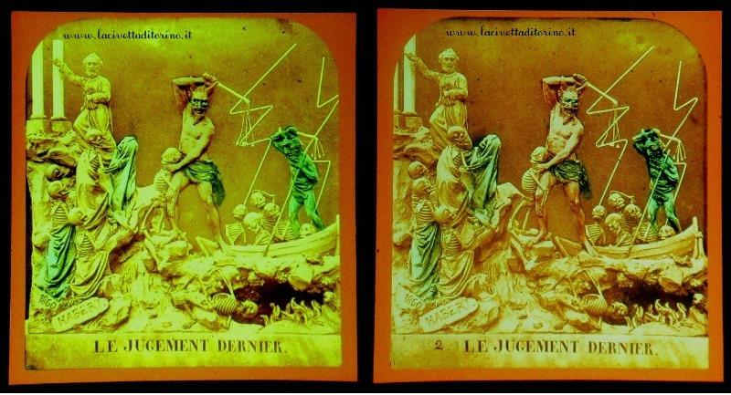 """Diabléries ou Voyage dans l'Autre Monde: """"Le jugement dernier"""""""