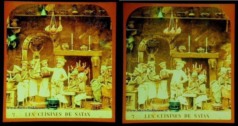 """Diabléries ou Voyage dans l'Autre Monde: """"Les cuisines de Satan"""""""