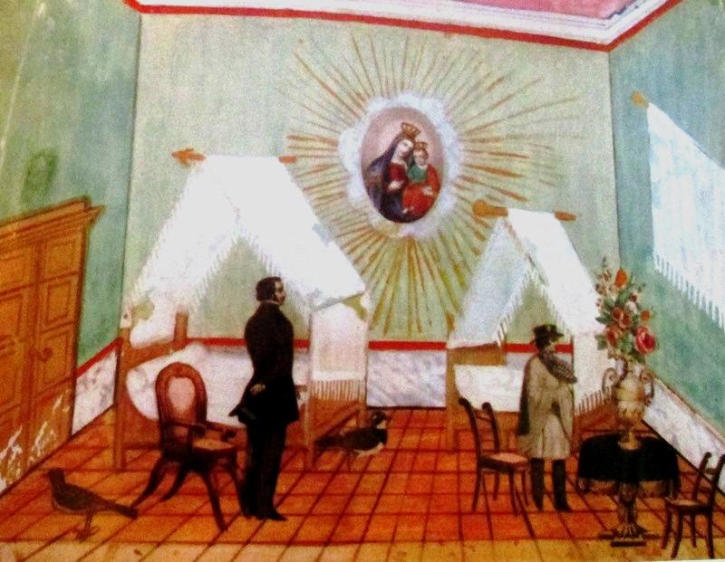 Ex-voto XIX secolo, Santuario della Consolata