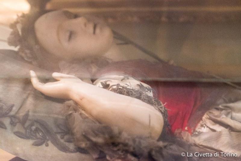 Reliquiario di Santa Filomena