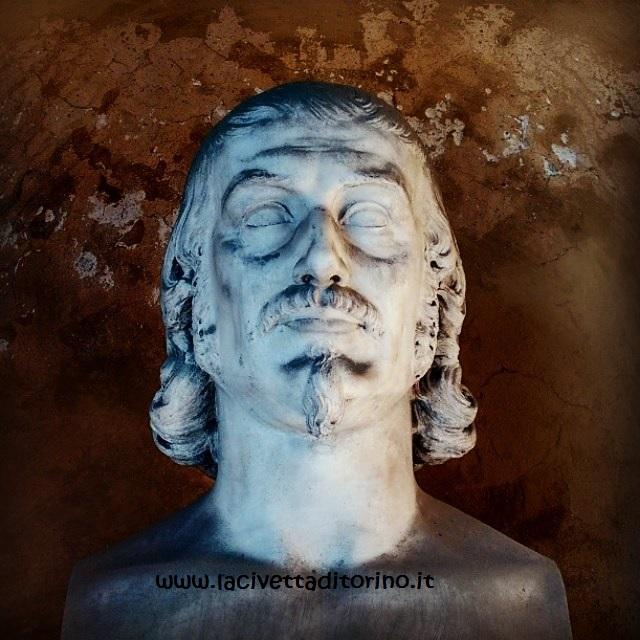 Monumento funebre di Drovetti nel Cimitero Monumentale di Torino