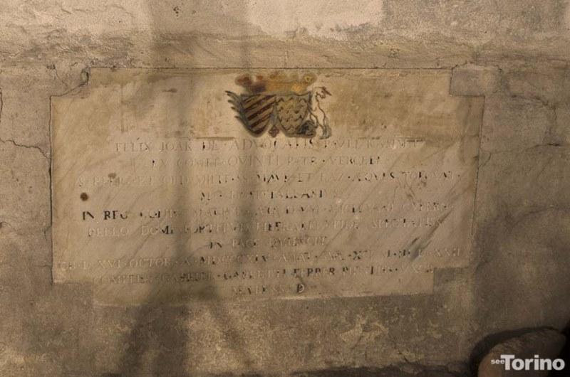 La tomba più recente: photo by SeeTorino