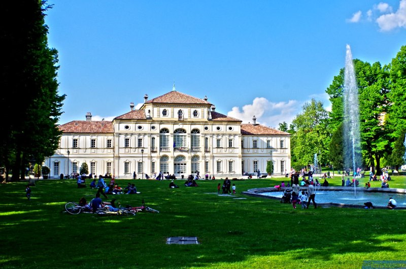 Villa Tesoriera. Photo by SeeTorino