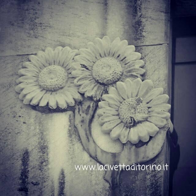 Girasole, Cimitero Monumentale di Torino