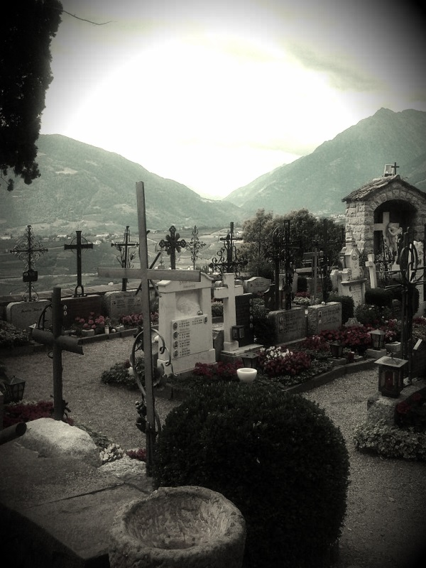 Cimitero di Scena (BZ)