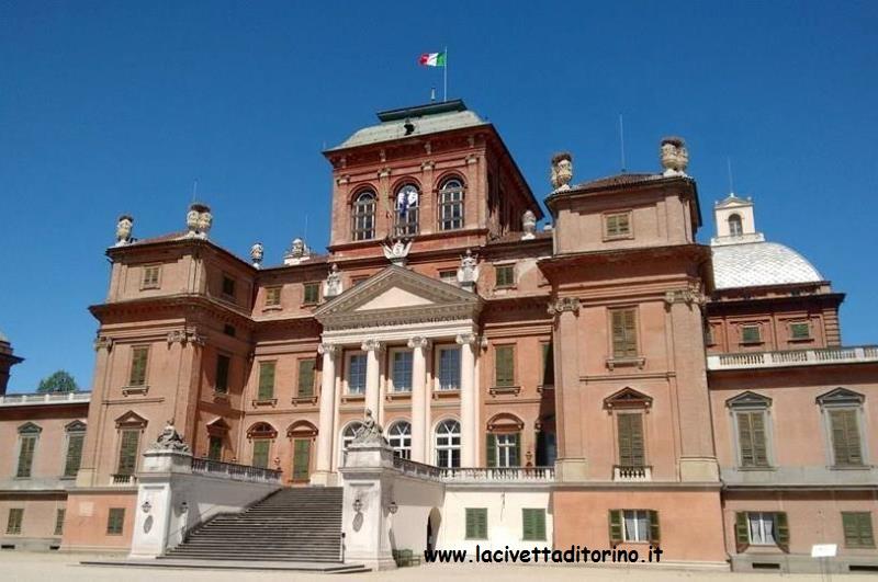 Il Castello Reale di Racconigi, residenza estiva dei principi di Savoia-Carignano
