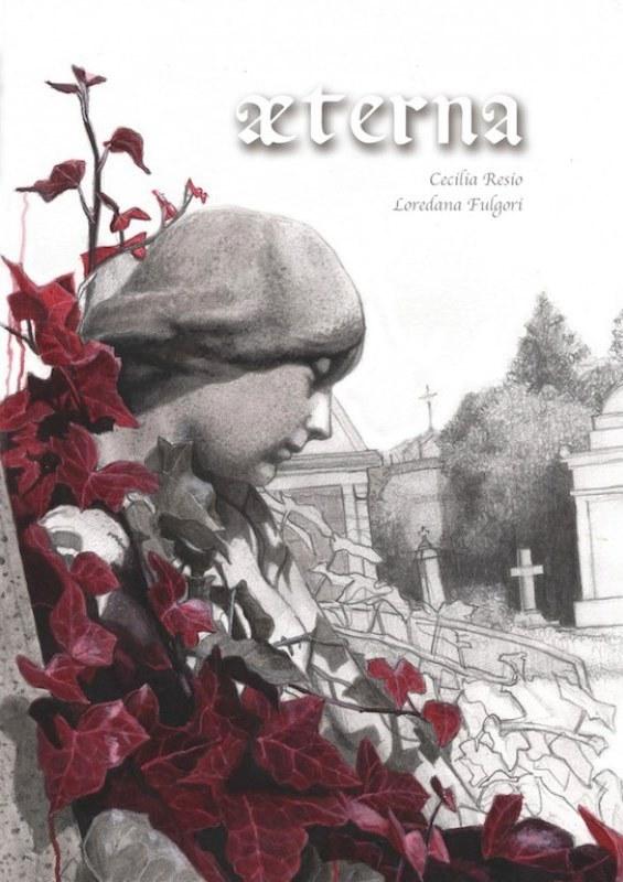 Copertina del libro di Loredana Fulgori e Cecilia Resio, Aeterna, Logos Edizioni