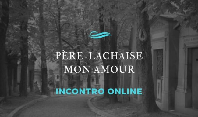 tour online pere lachaise mon amour